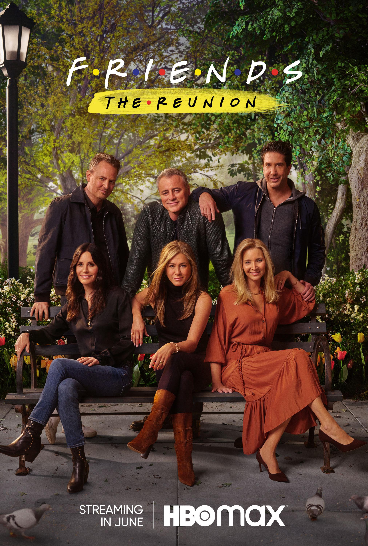 Serie tv Friends The Reunion