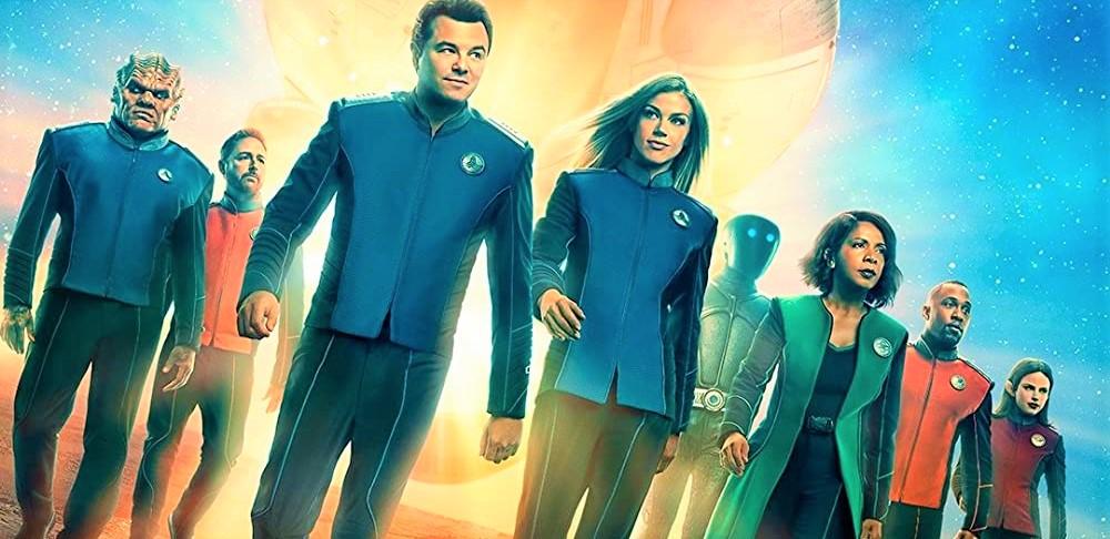 Serie Tv The Orville, in arrivò la terza stagione per l'equipaggio della nave stellare