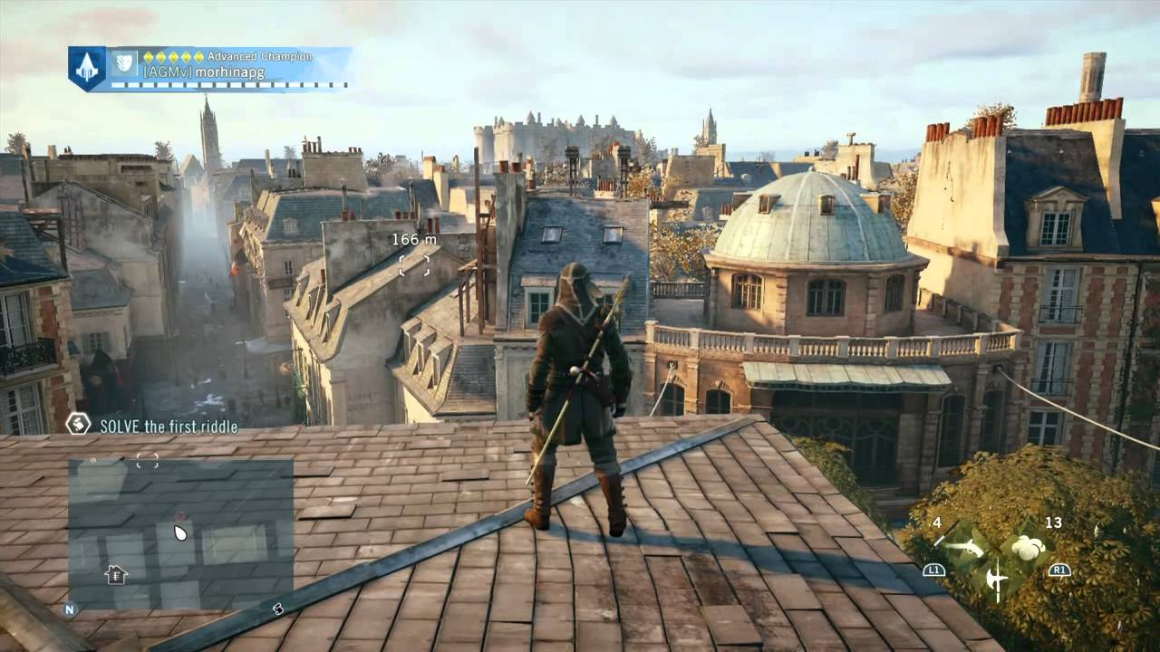 Game - Assassin's Creed Unity
