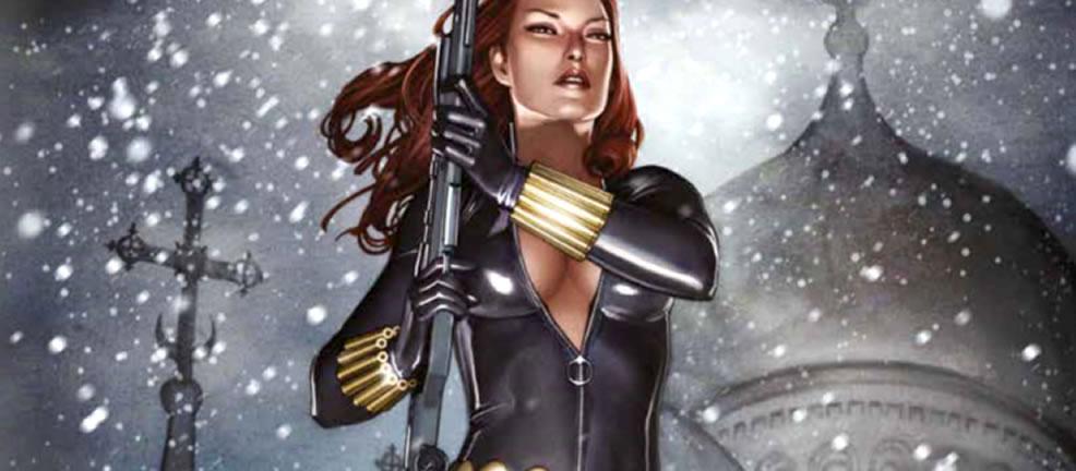 Black Widow - Vedova Nera