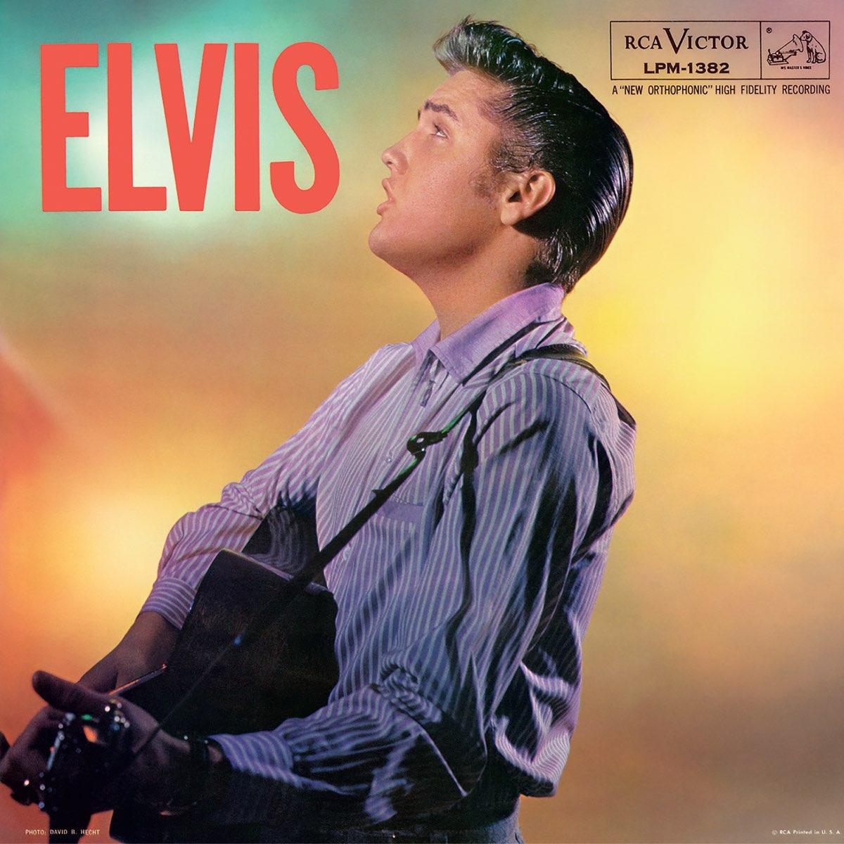 Elvis Presley nuovo album