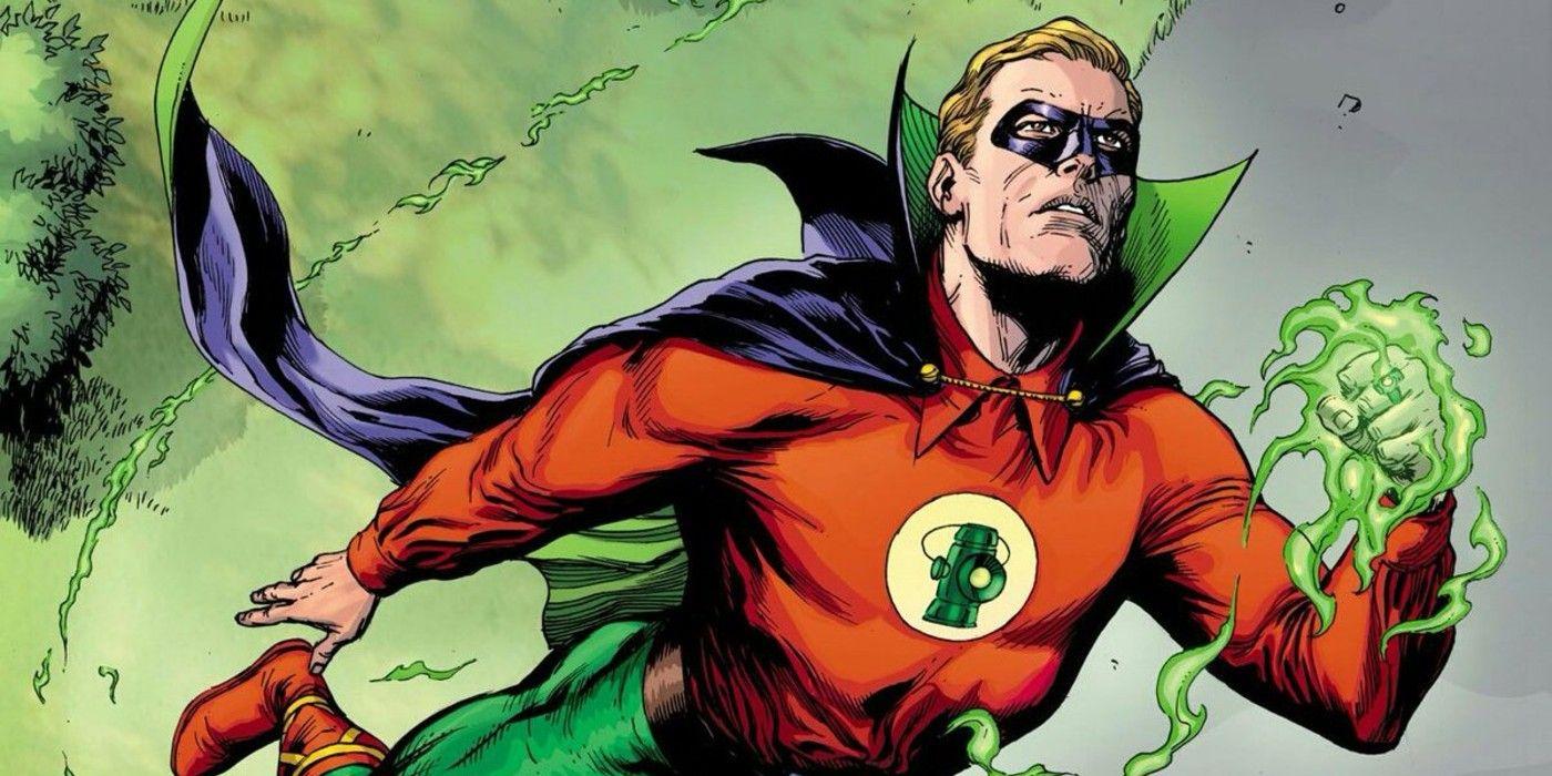 Alan Scott - Lanterna Verde