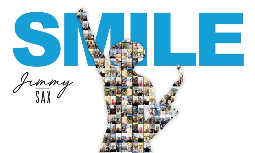 Jimmy Sax, esce il video del nuovo singolo Smile che anticipa l'album