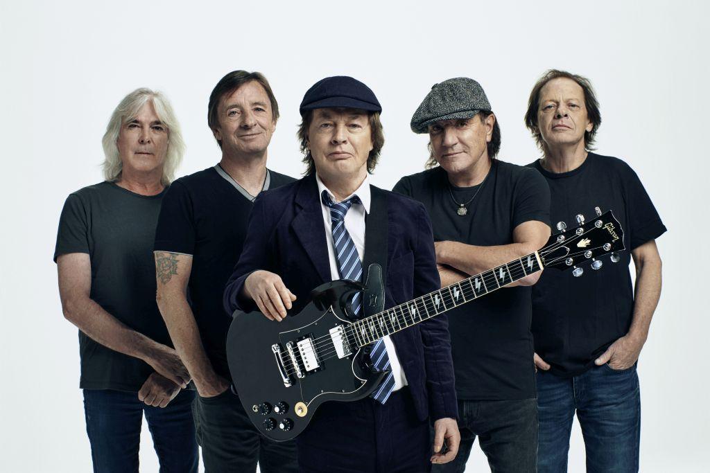 AC/DC album e tour - immagini