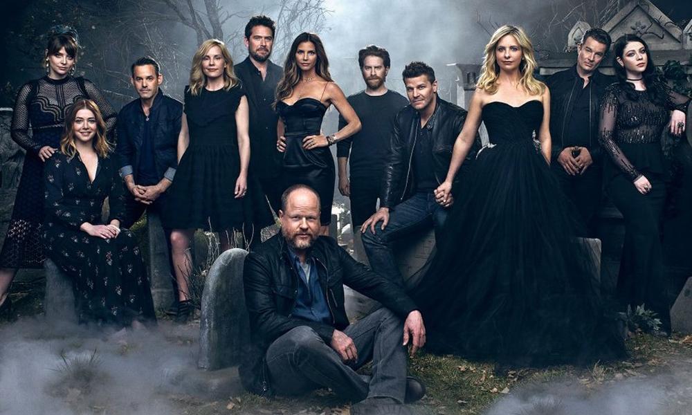 Serie tv Buffy The Vampire Slayer
