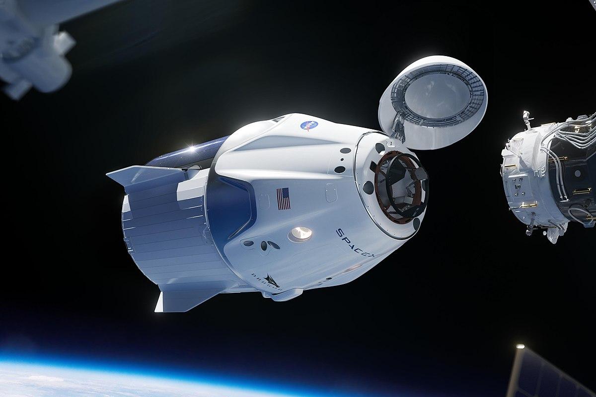 Crew Dragon e Space X - Primo lancio commerciale della NASA con astronauti degli USA