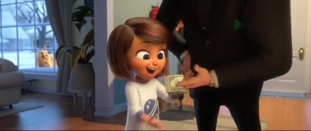Film Baby Boss 2 - The Boss Baby: Family Business - video