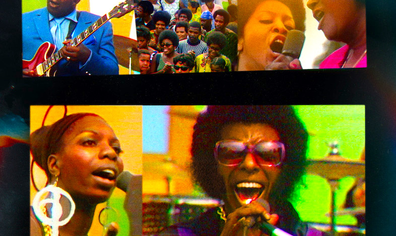 Film Summer of Soul (...Or, When the Revolution Could Not Be Televised)