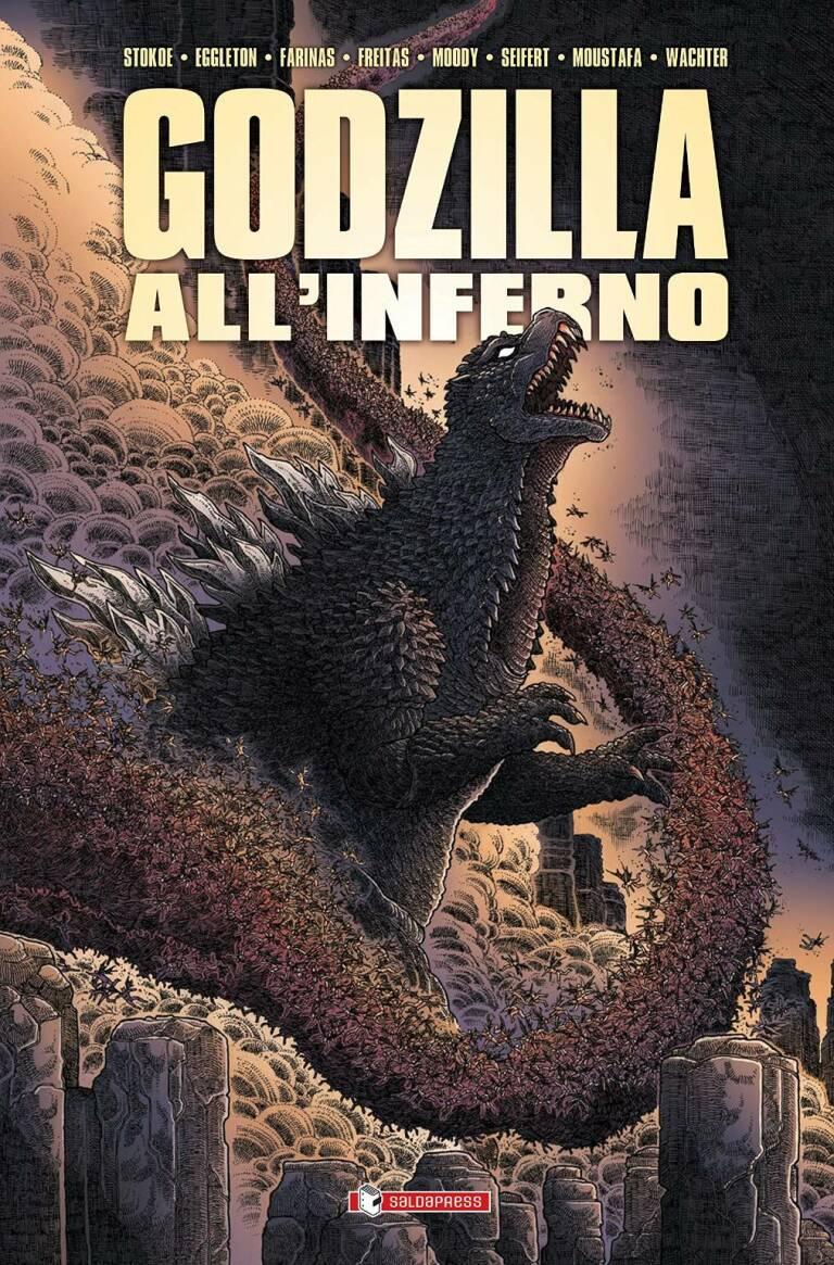 Godzilla libri