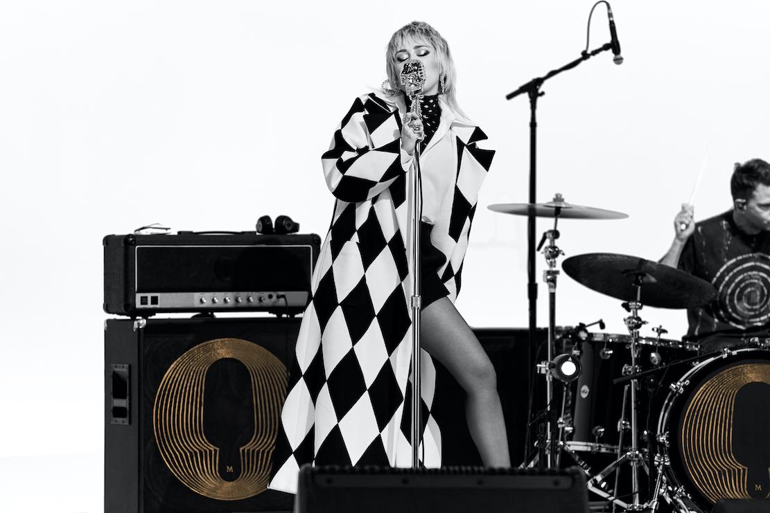 Miley Cyrus album e tour - immagini