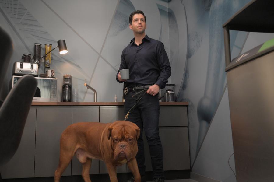 Serie tv  Turner e il casinaro