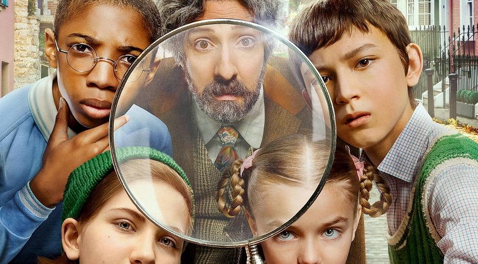 Serie Tv La Misteriosa Accademia dei Giovani Geni, pronta al suo debutto