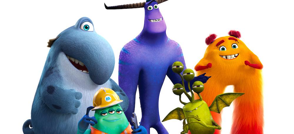 Serie Tv Monsters & Co. la serie - Lavori in Corso! Dal cinema al piccolo schermo streaming