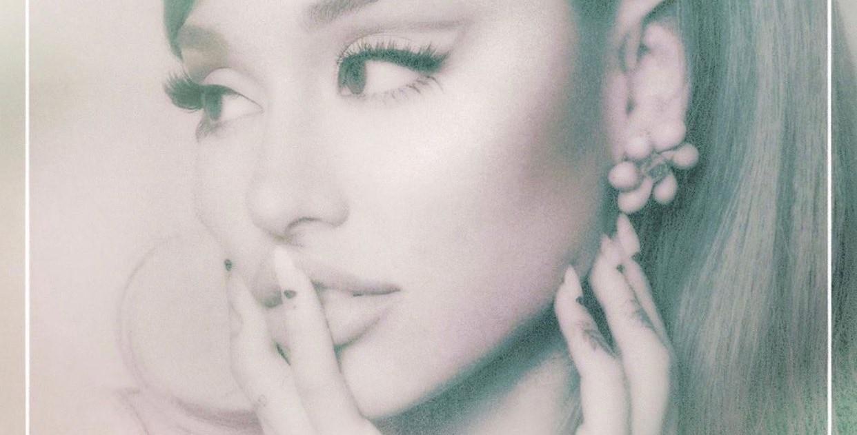 Ariana Grande nuovo album
