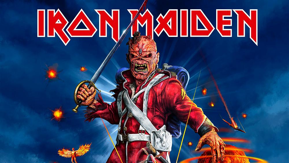 Iron Maiden nuovo album