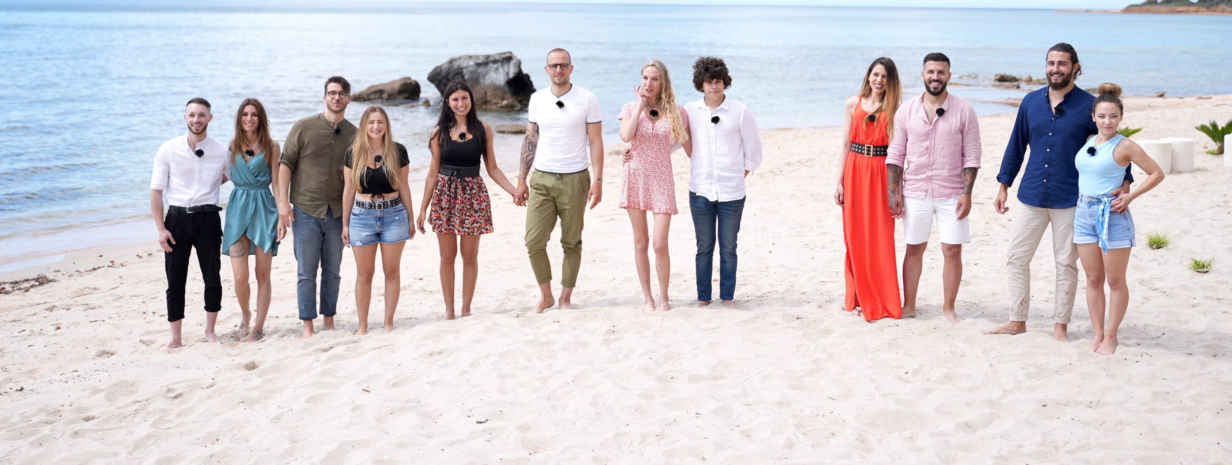 Tv show Temptation Island