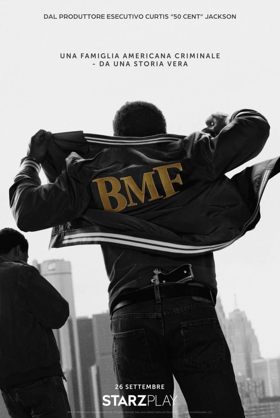 Nuova serie Tv dal titolo BMF: Black Mafia Family