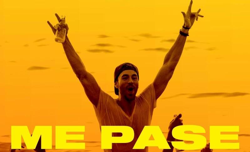 Me Pasé, il nuovo singolo di Enrique Iglesias che anticipa il nuovo album