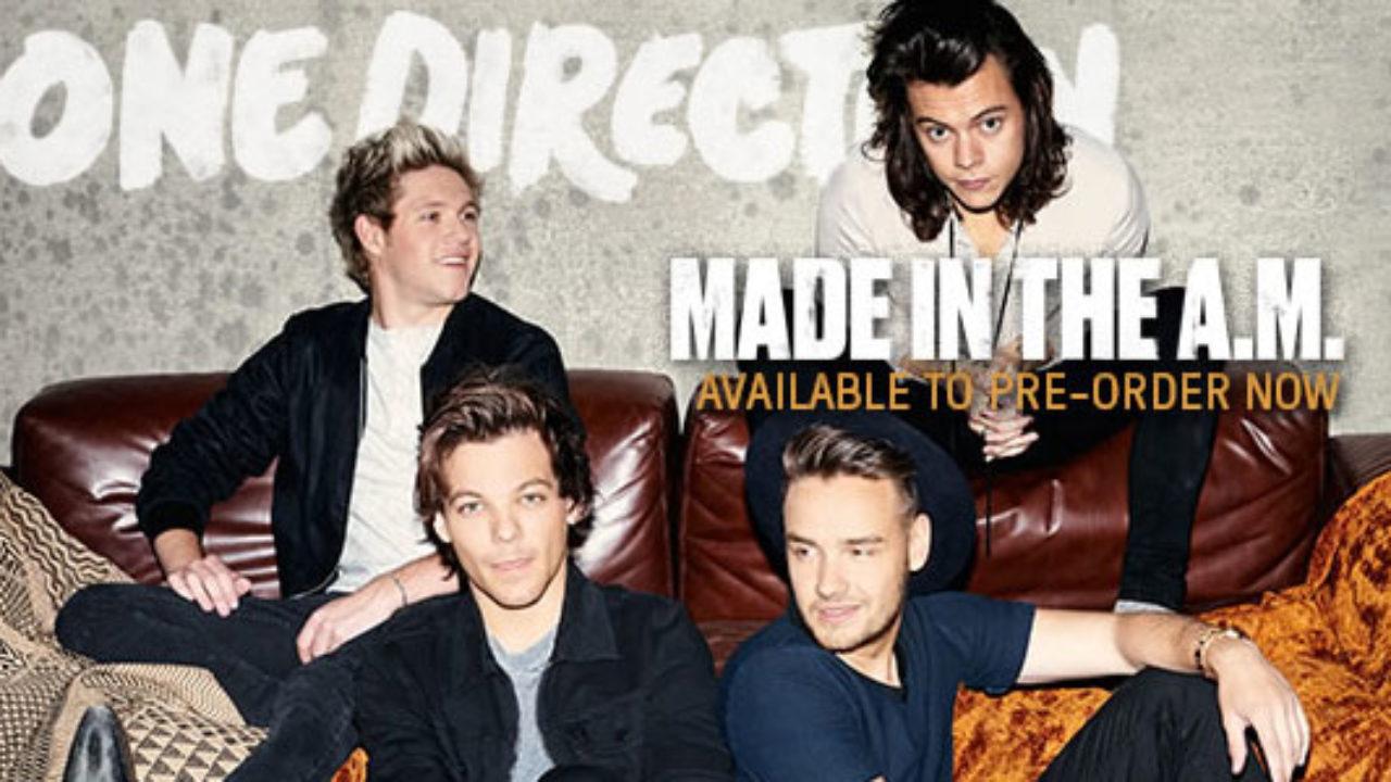 One Direction nuovo album