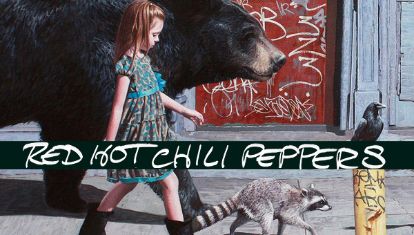 Red Hot Chili Peppers nuovo album