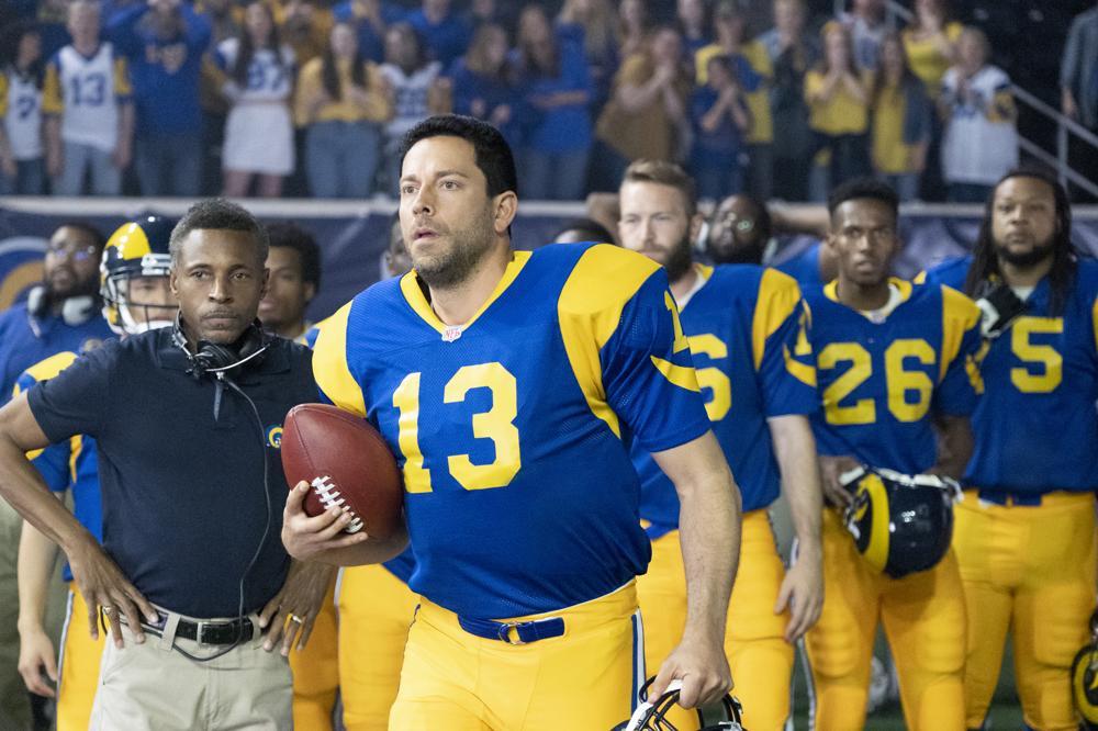 American Underdog, il film sul riscatto sociale con Zachary Levi e Dennis Quaid