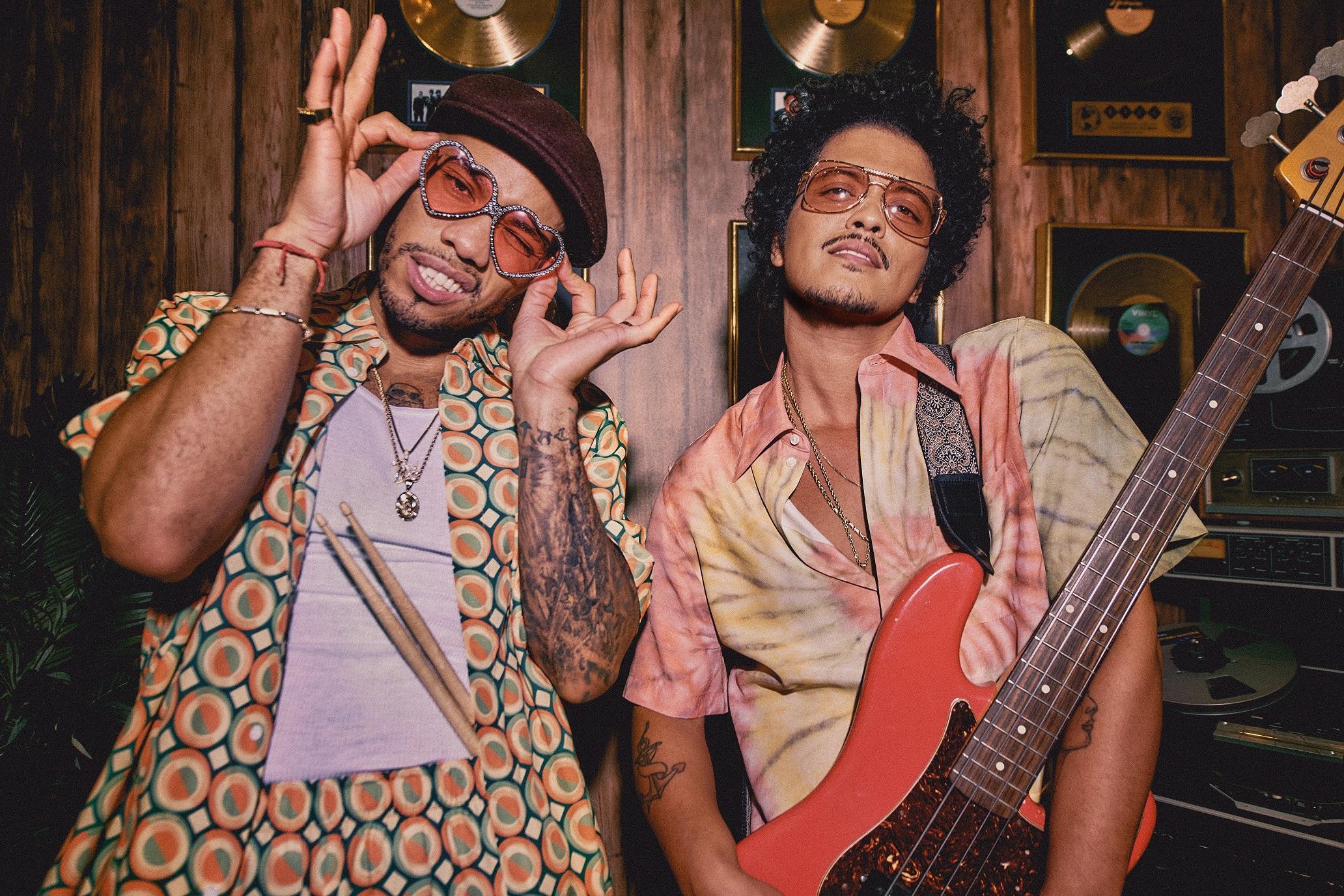 Bruno Mars album e tour - immagini