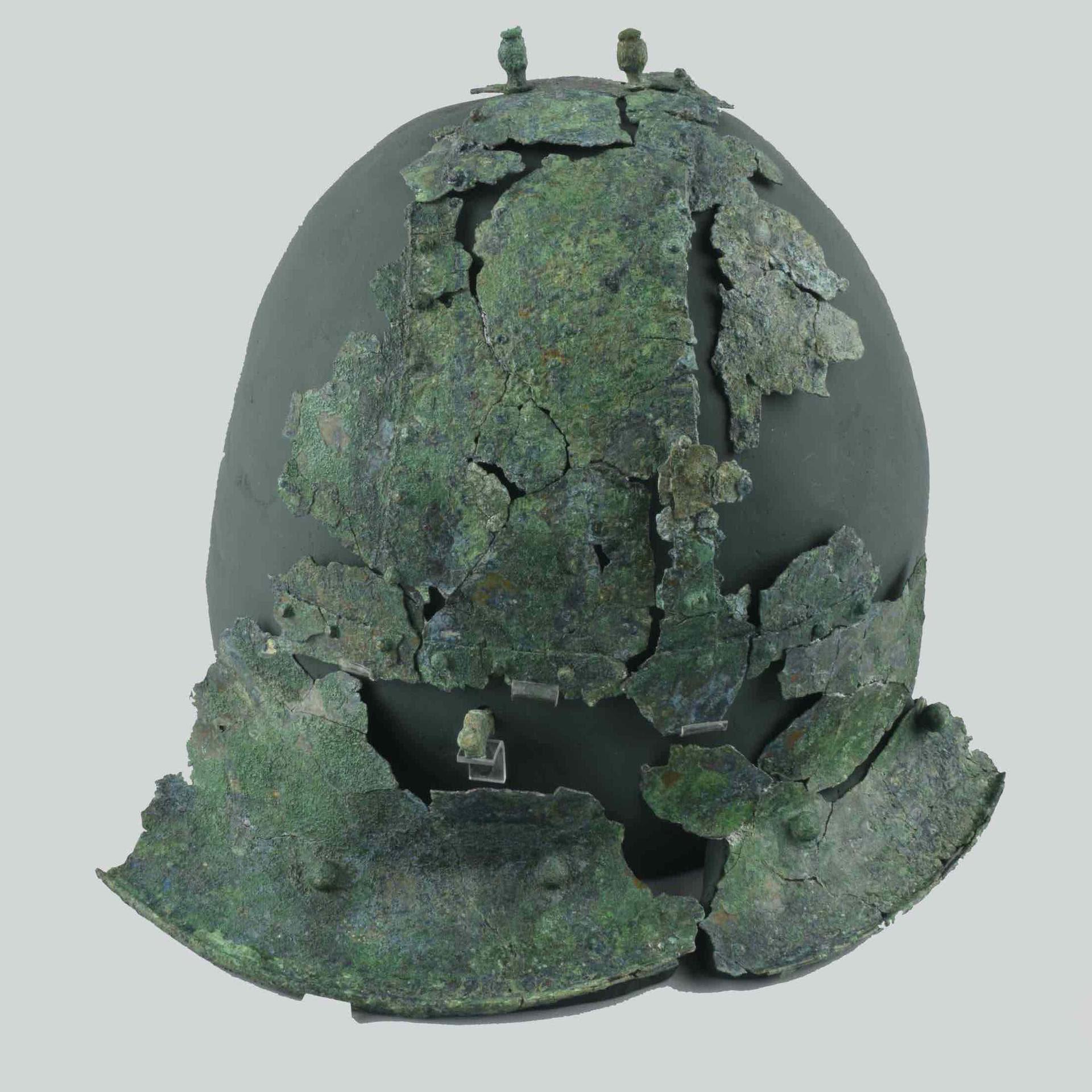 Mostra Ancona -  Il tesoro ritrovato  La tomba del Principe di Corinaldo - immagini
