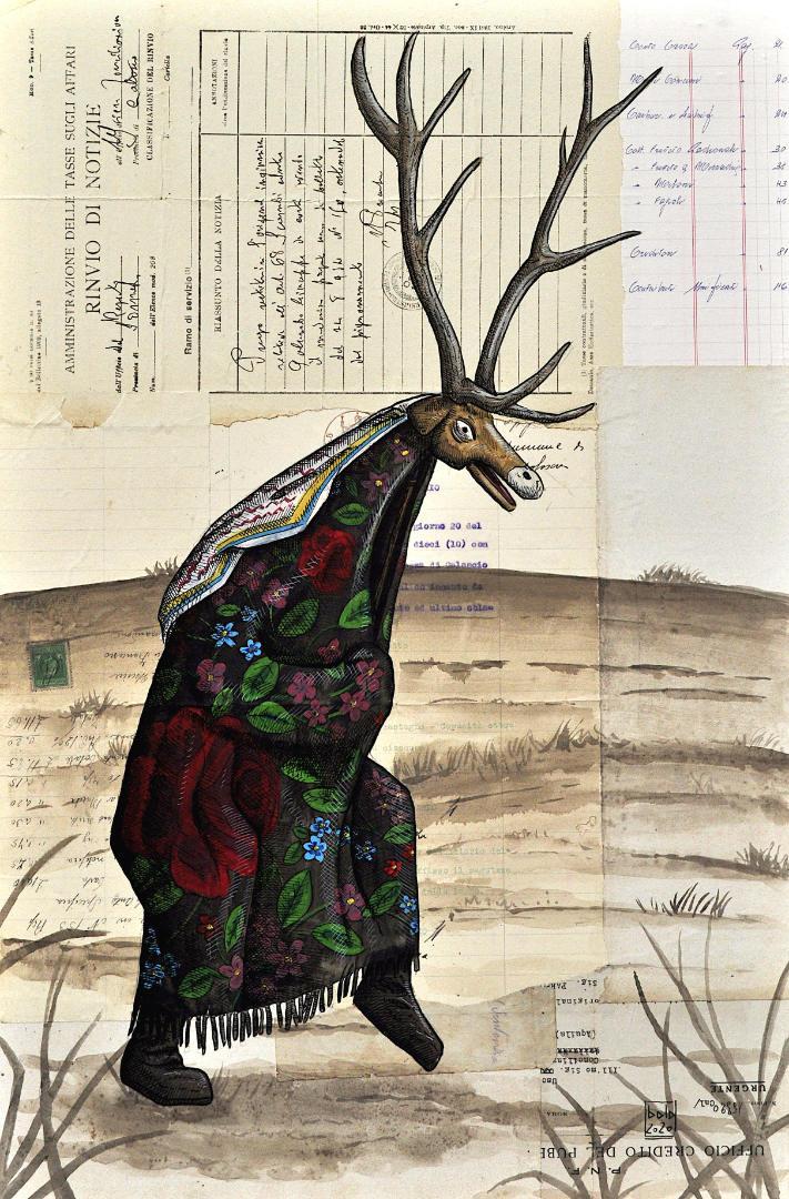 Mostra Biella -  Alessio Bolognesi - Ciò che resta - immagini