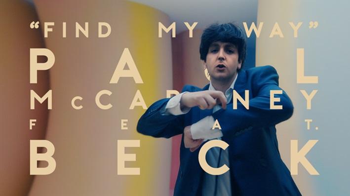 Paul McCartney album e tour - immagini