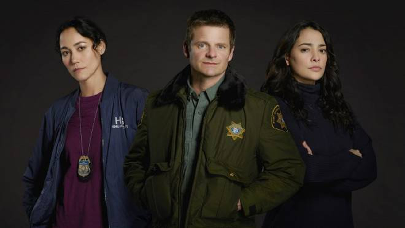 Serie tv The Crossing