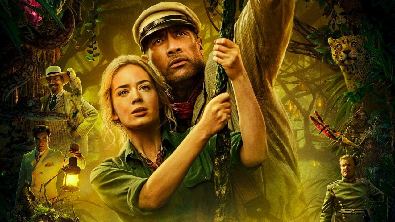 Recensione film Jungle Cruise, un'avventura immaginifica