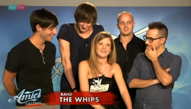 The Whips nuovo album