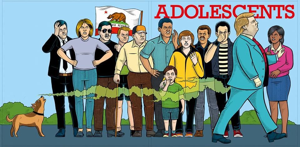 The Adolescents nuovo album
