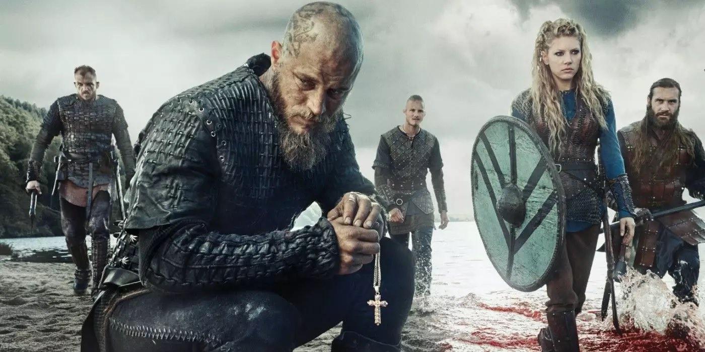 Serie Tv Vikings: Valhalla. Sequel della serie Vikings