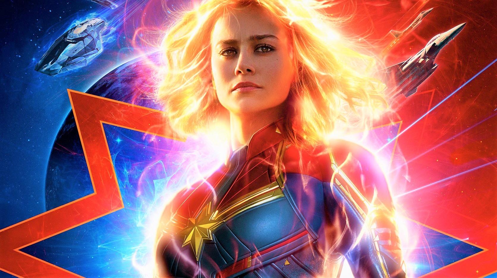 Captain Marvel: il film tratto dal fumetto della Marvel Comics