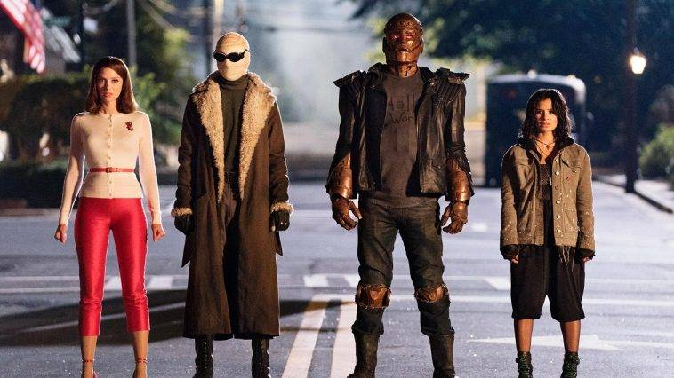 Serie Tv Doom Patrol, stagione 3