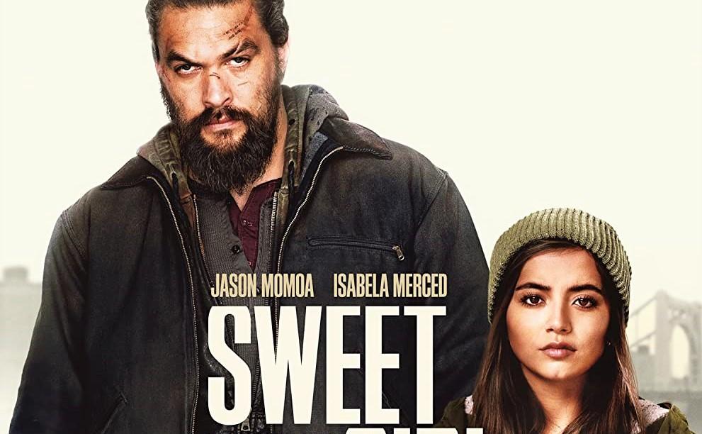 Sweet Girl: le immagini dal set e la trama del film drammatico con Jason Momoa