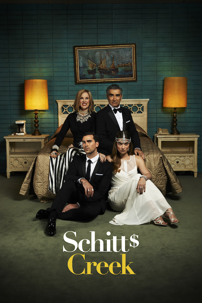 Serie Tv Schitt's Creek, quarta stagione a settembre