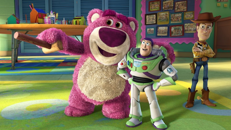 Toy Story 3 (D)