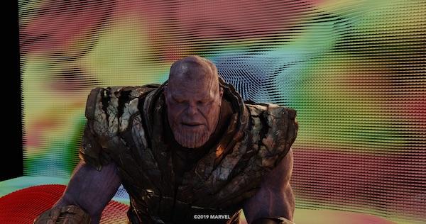 Avengers: Endagame, effetti visivi di Weta Digital