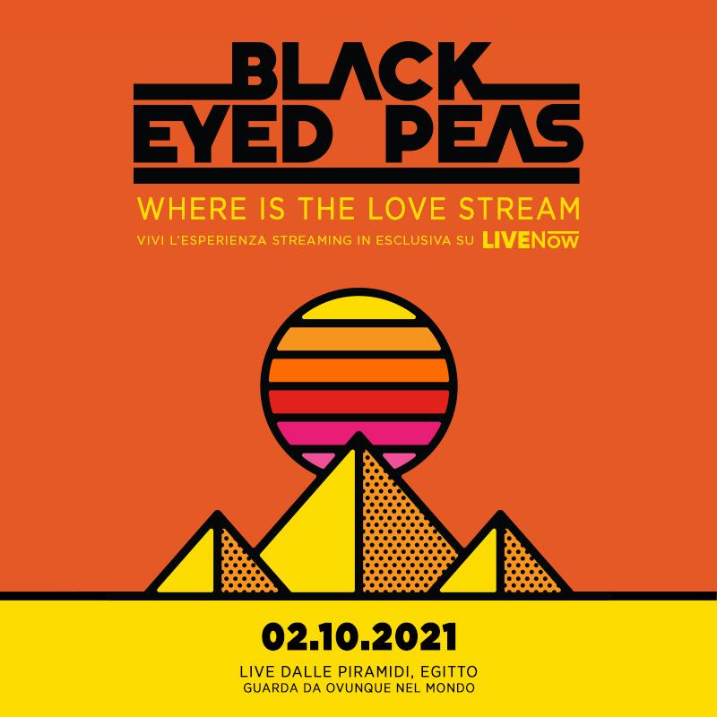 Black Eyed Peas album e tour - immagini