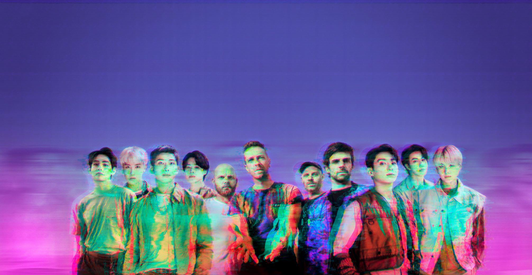 Coldplay album e tour - Immagini