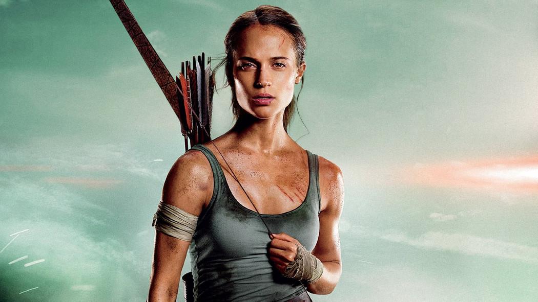 Film Tomb Raider: immagini