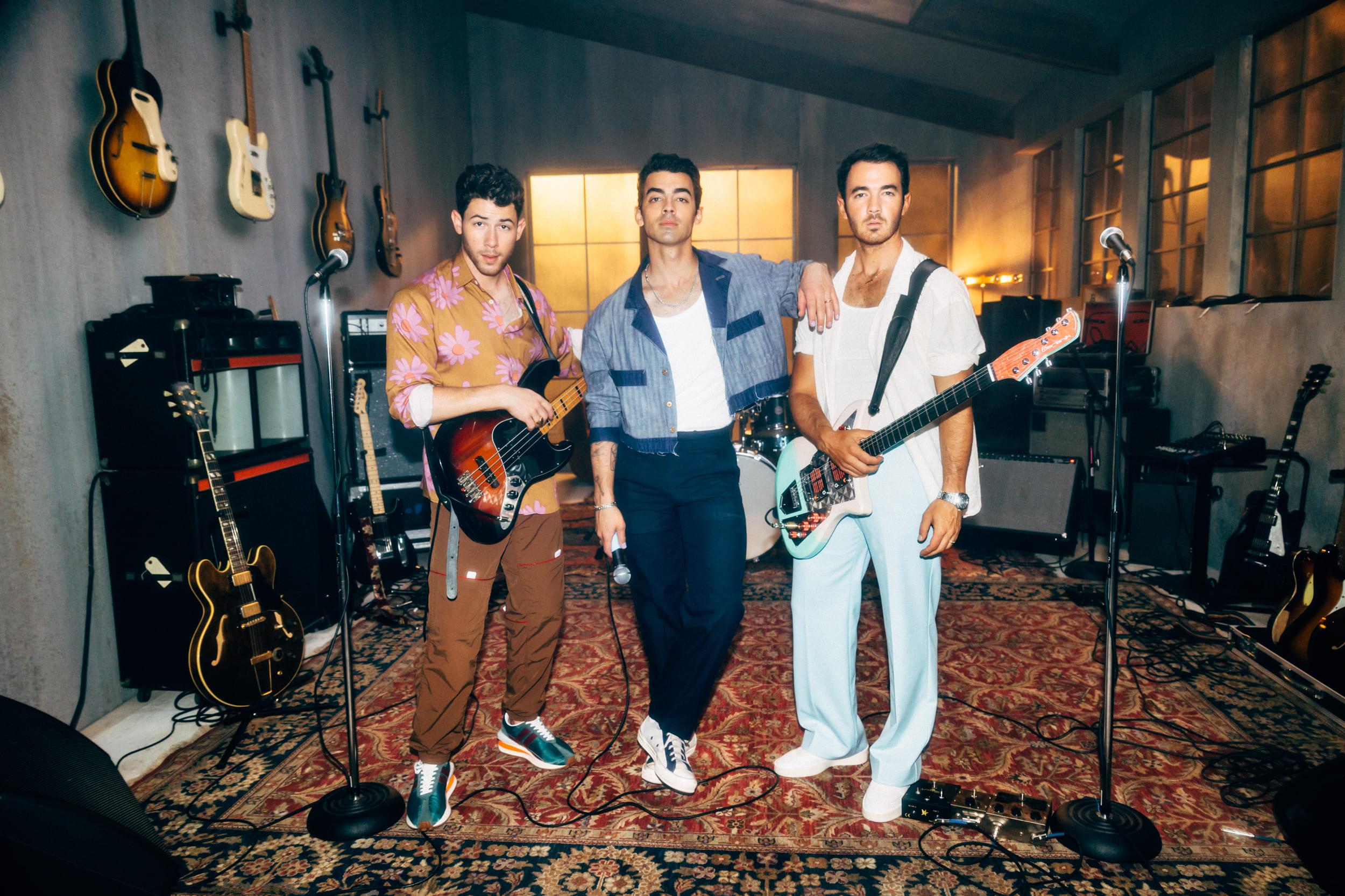 Jonas Brothers album e tour - immagini