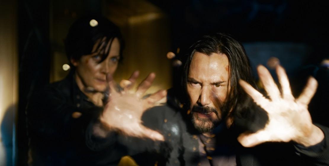 Film Matrix - Matrix Resurrections