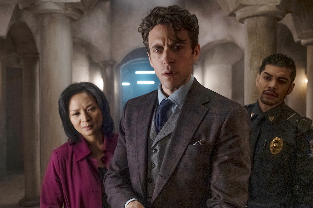Serie Tv The Lost Symbol - immagini dal set