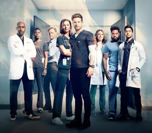 Serie Tv The Resident, immagini dal set