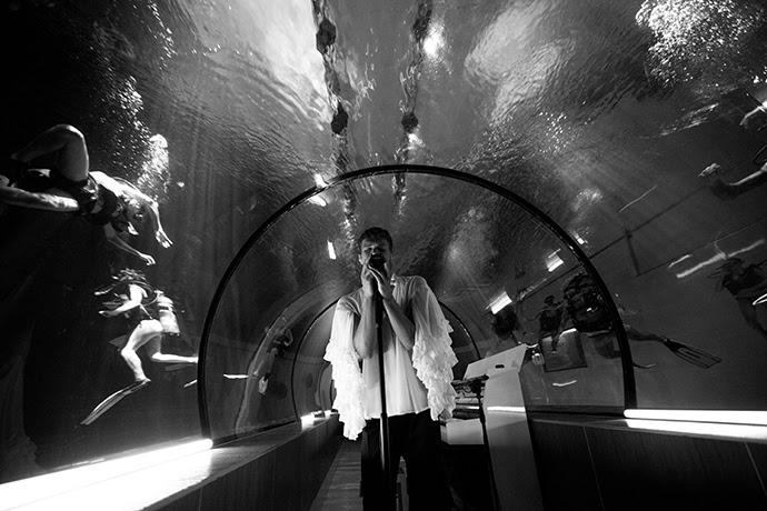 Blanco album e tour - immagini