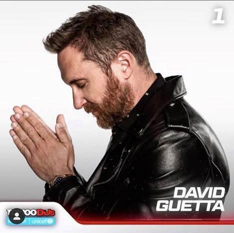 David Guetta album e tour - immagini