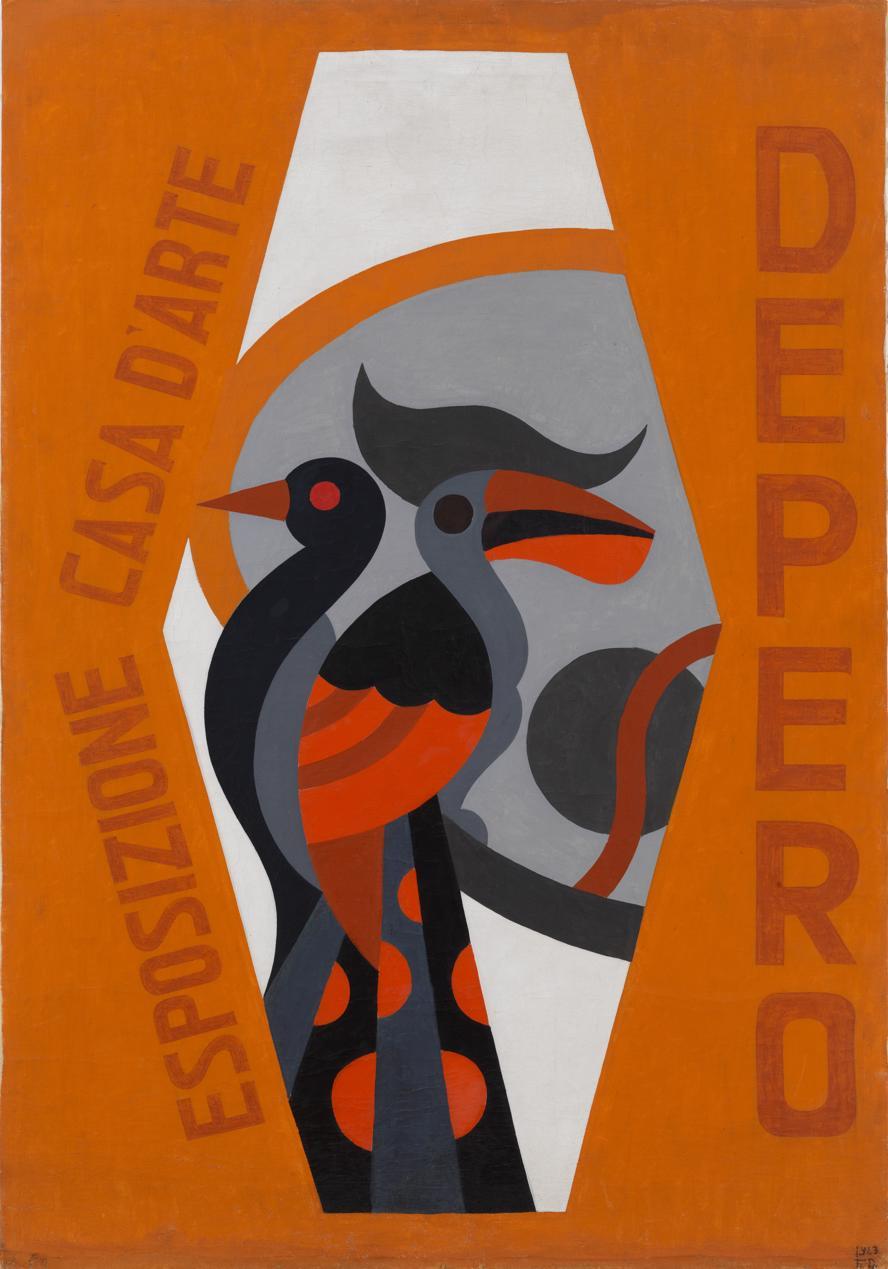 Mostra Trento e Rovereto - Depero new Depero  - immagini